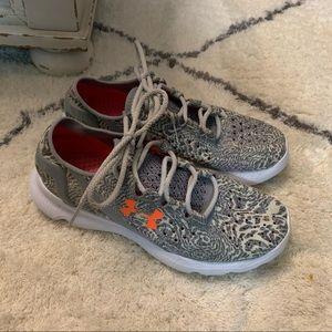 Women Under Armour Shoes